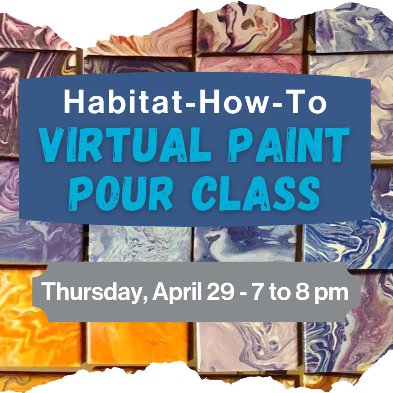 Paint Pour Class