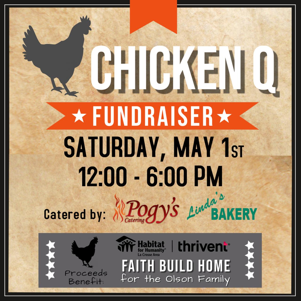 Faith Build Chicken Q Volunteer Sign-up