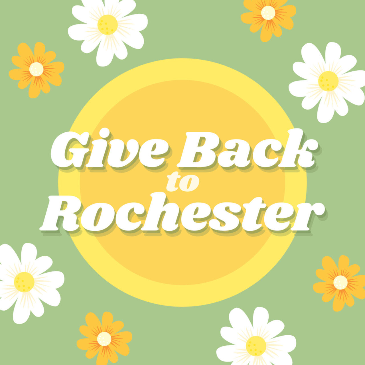 Give Back to Rochester - Spring 2021