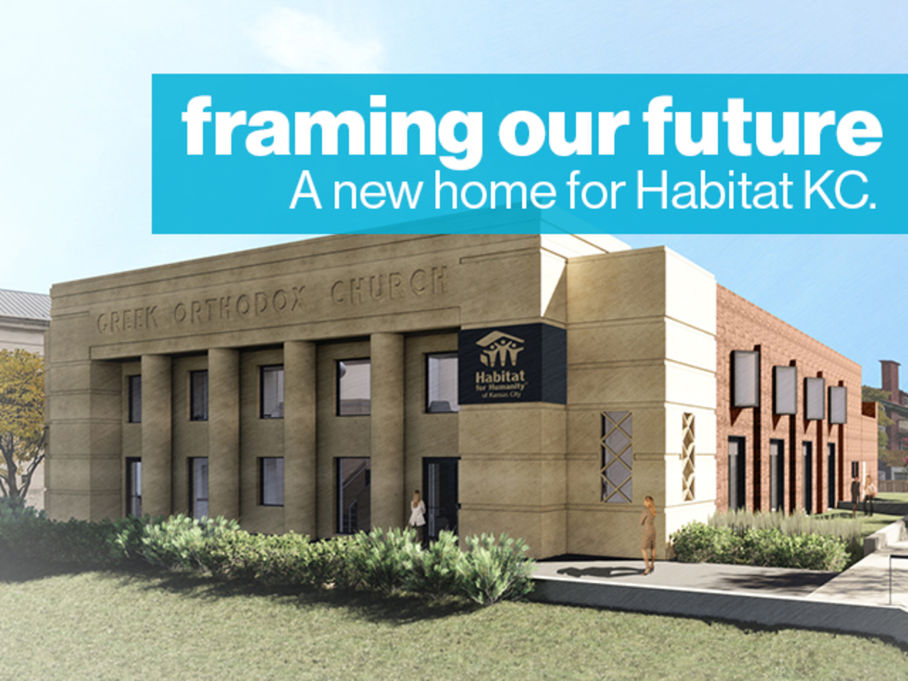 A New Home for Habitat Groundbreaking