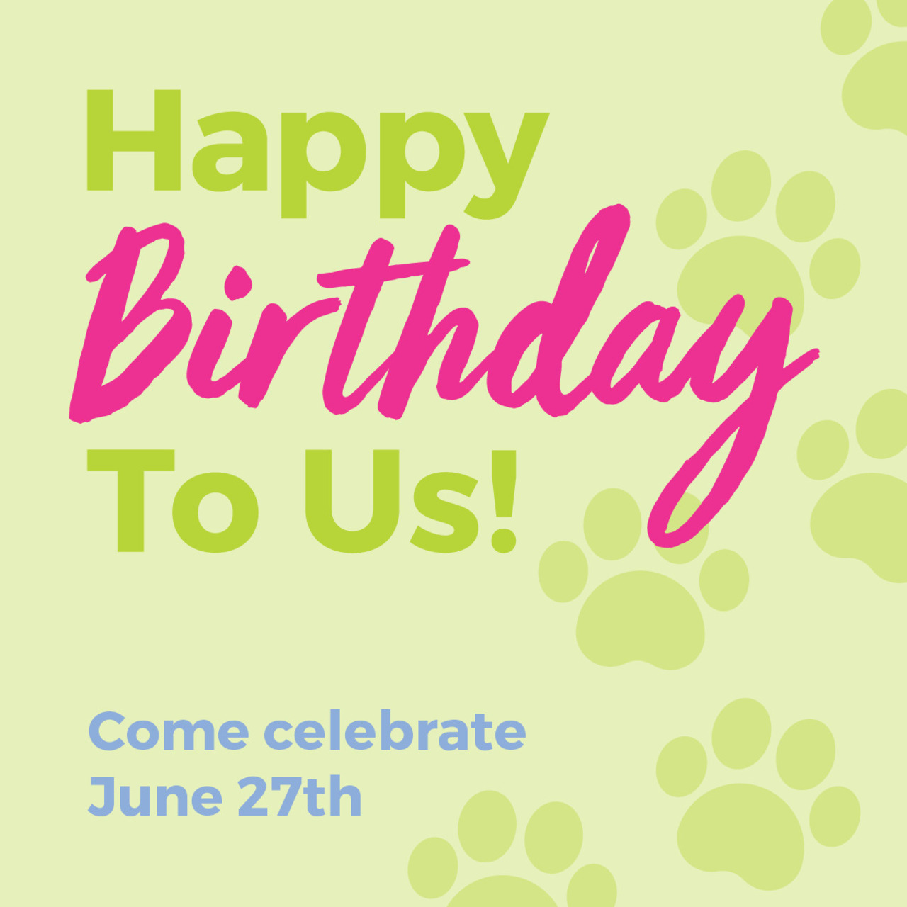 HSWM 138th Birthday Party