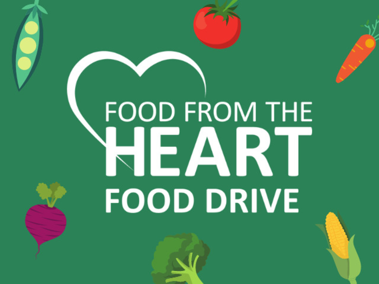 Food From the Heart Supports Harvest Hope Food Bank
