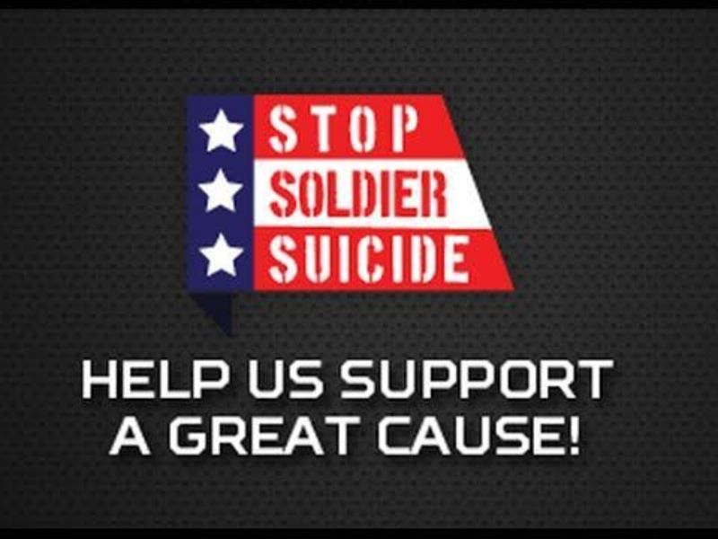 #ETXB Stop Soldier Suicide Awareness Skate-A-Thon