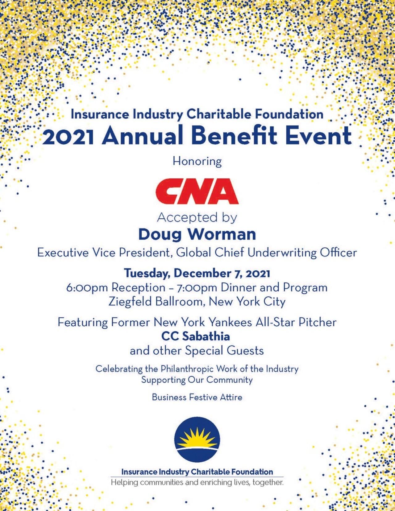 IICF Northeast Annual Benefit 2021