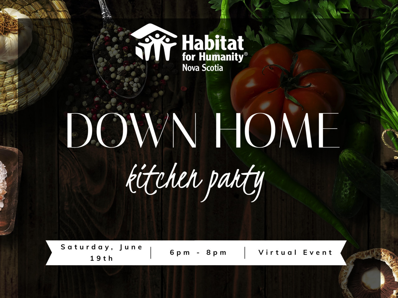 Down Home Kitchen Party