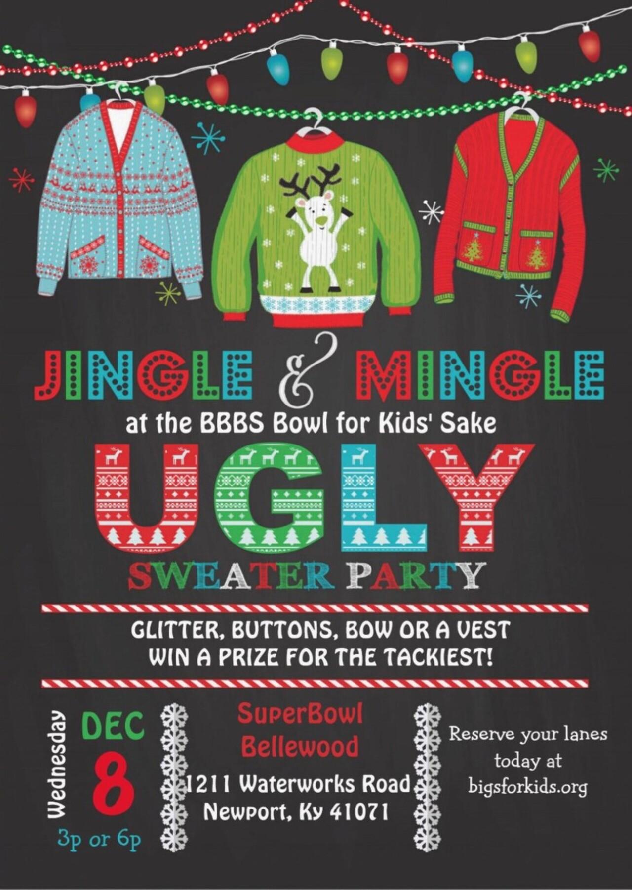 Jingle and Mingle Bowl for Kids' Sake
