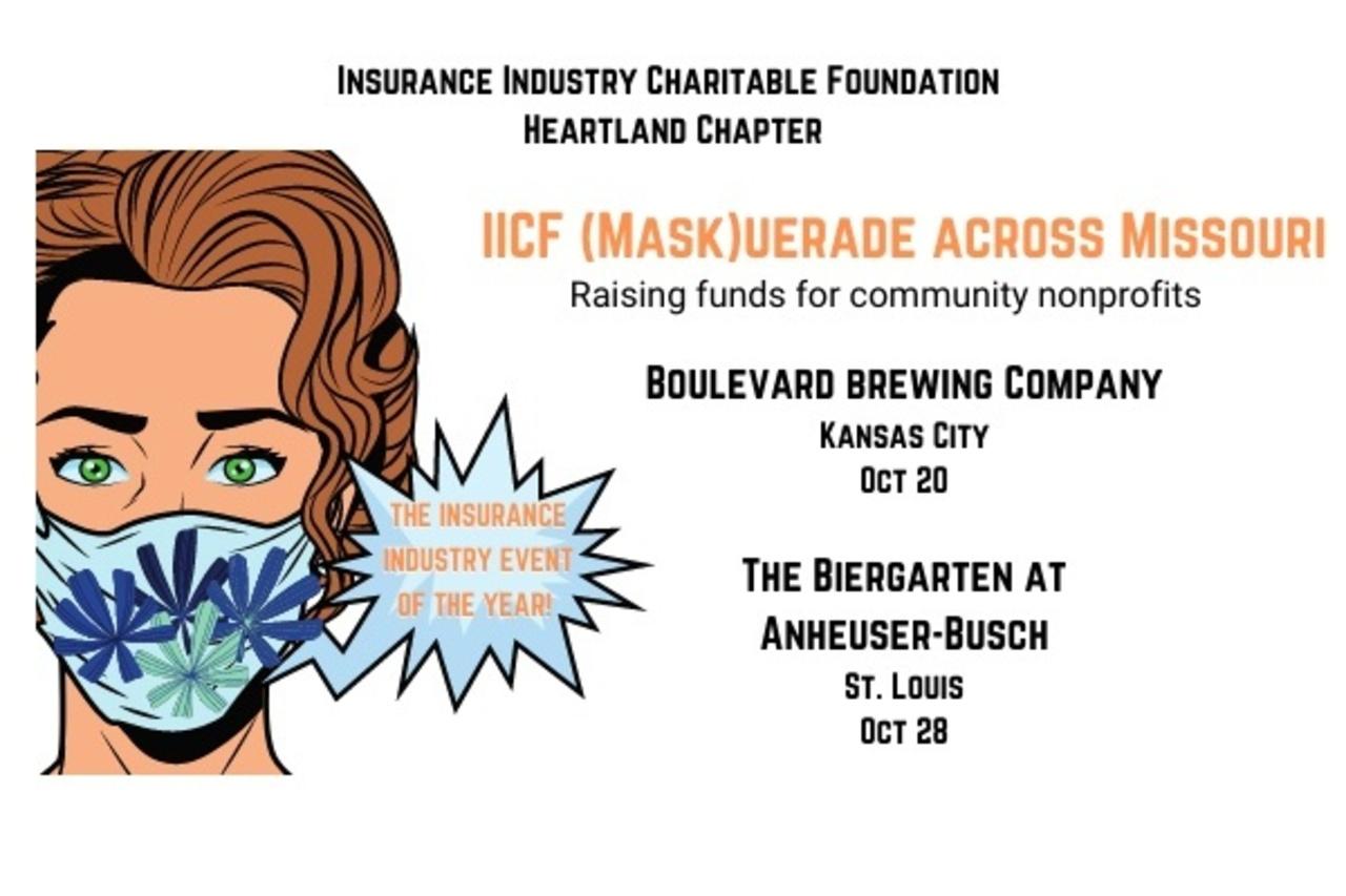 IICF (Mask)uerade Across Missouri 2021
