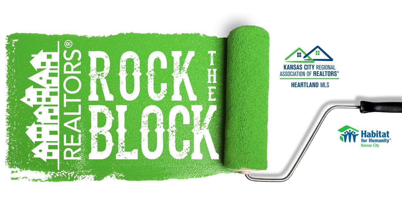 REALTORS® Rock the Block