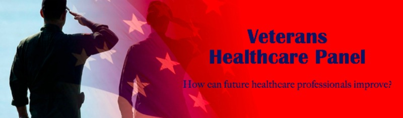 Veterans Healthcare Panel Donations