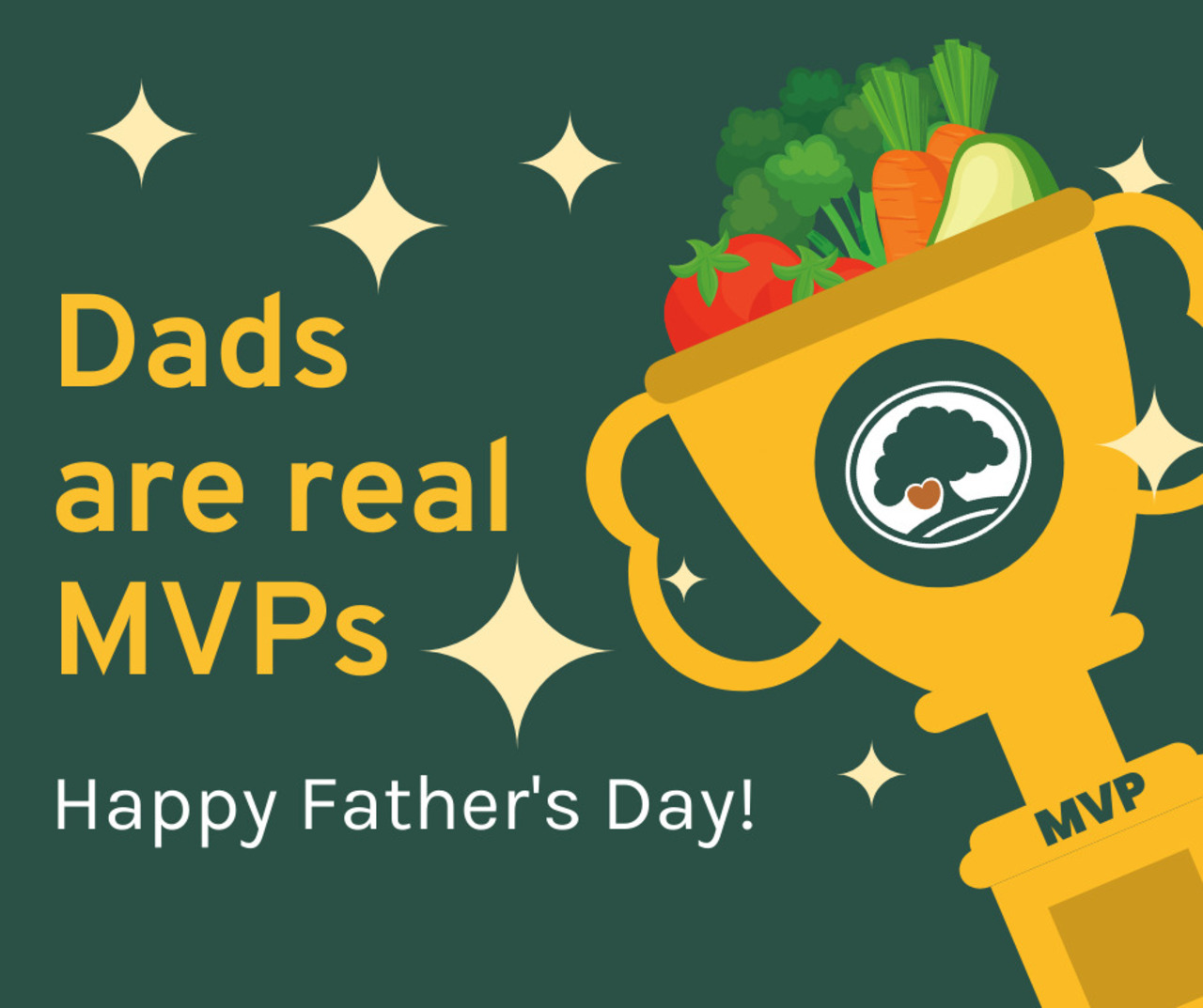 Honor Dad this Father's Day by Helping to Feed a Neighbor