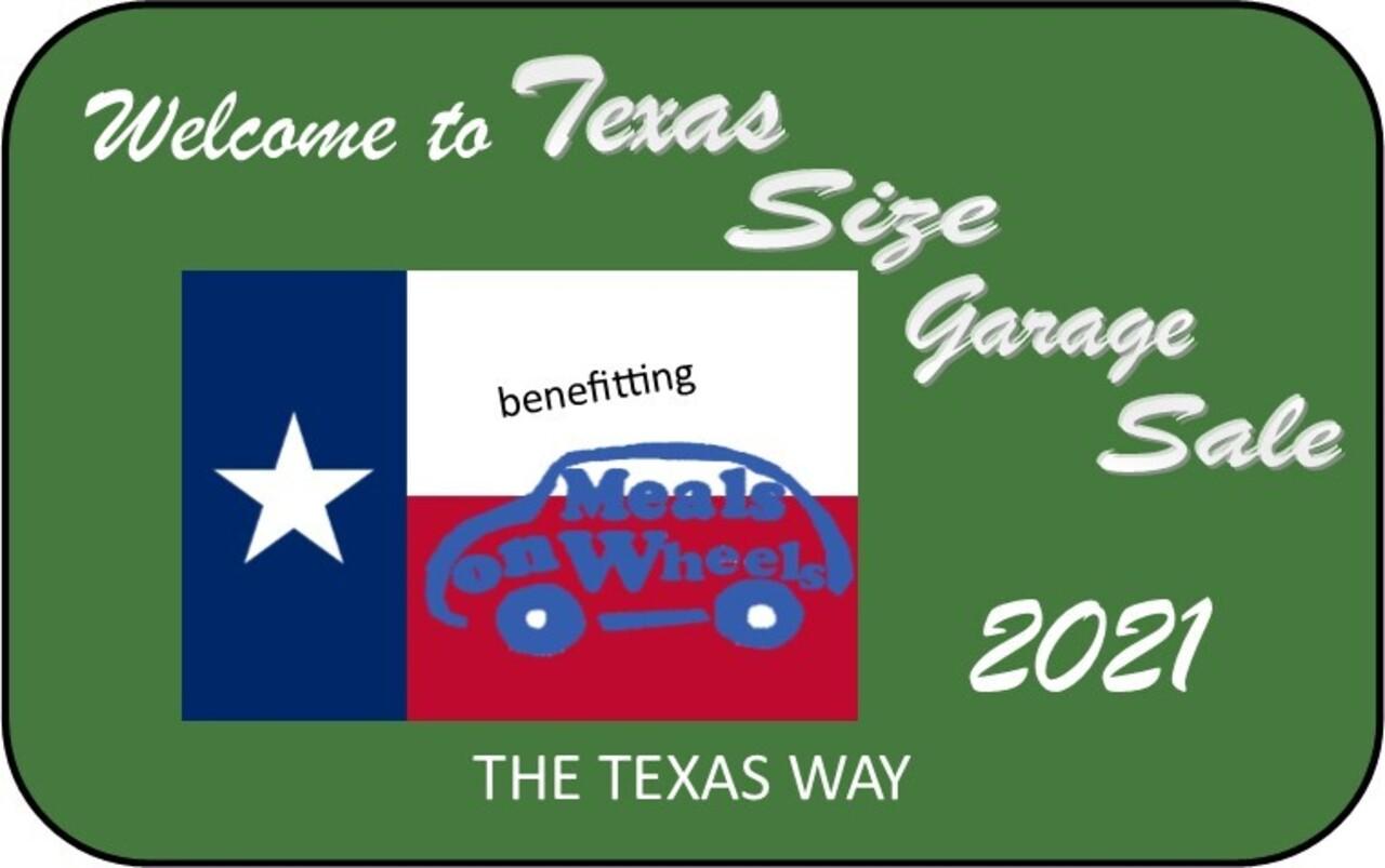 Texas Size Garage Sale