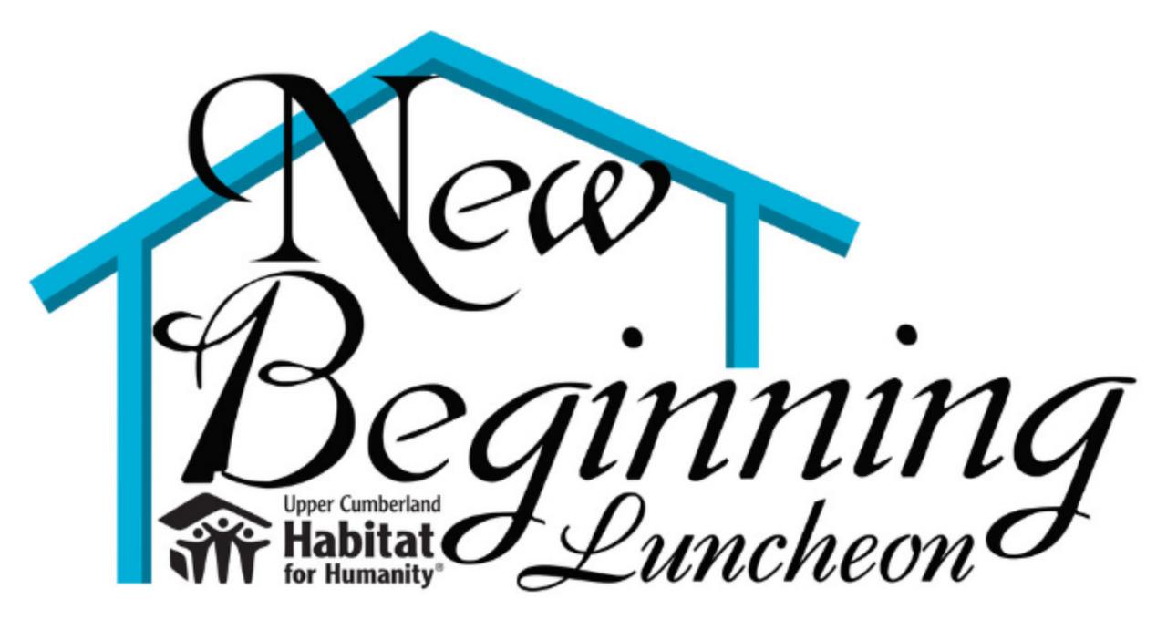 New Beginnings Luncheon 2021
