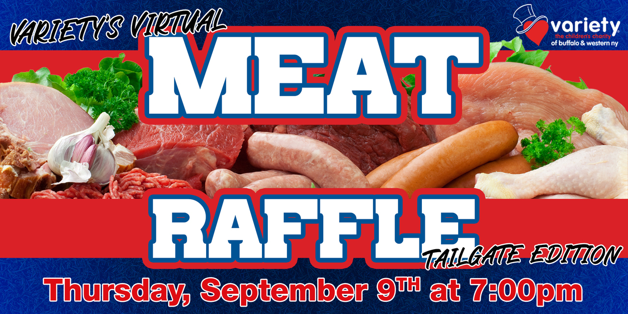 Variety's Virtual Meat Raffle: Tailgate Edition!