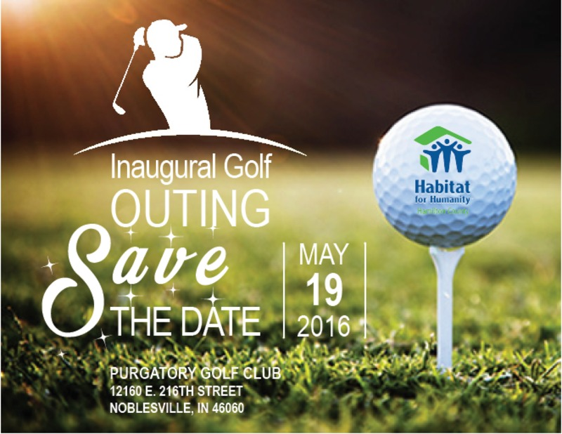 Inaugural Golf Outing--Foursome Registration