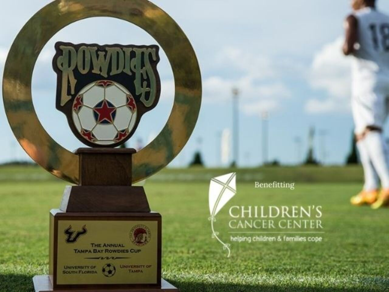 42nd Annual Rowdies Cup - USF vs. UT Men's Soccer
