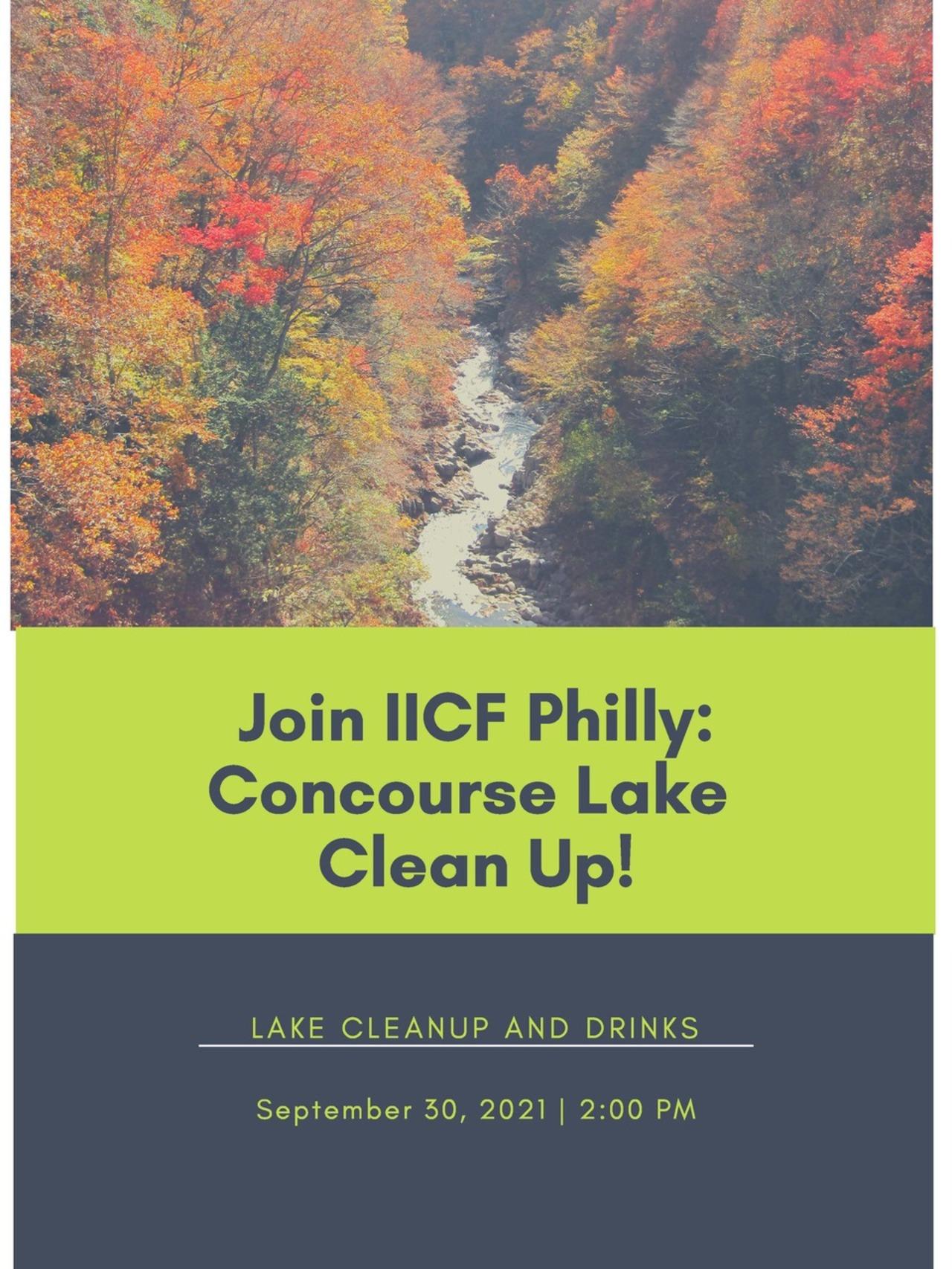 IICF Philadelphia: Fall Volunteer Event
