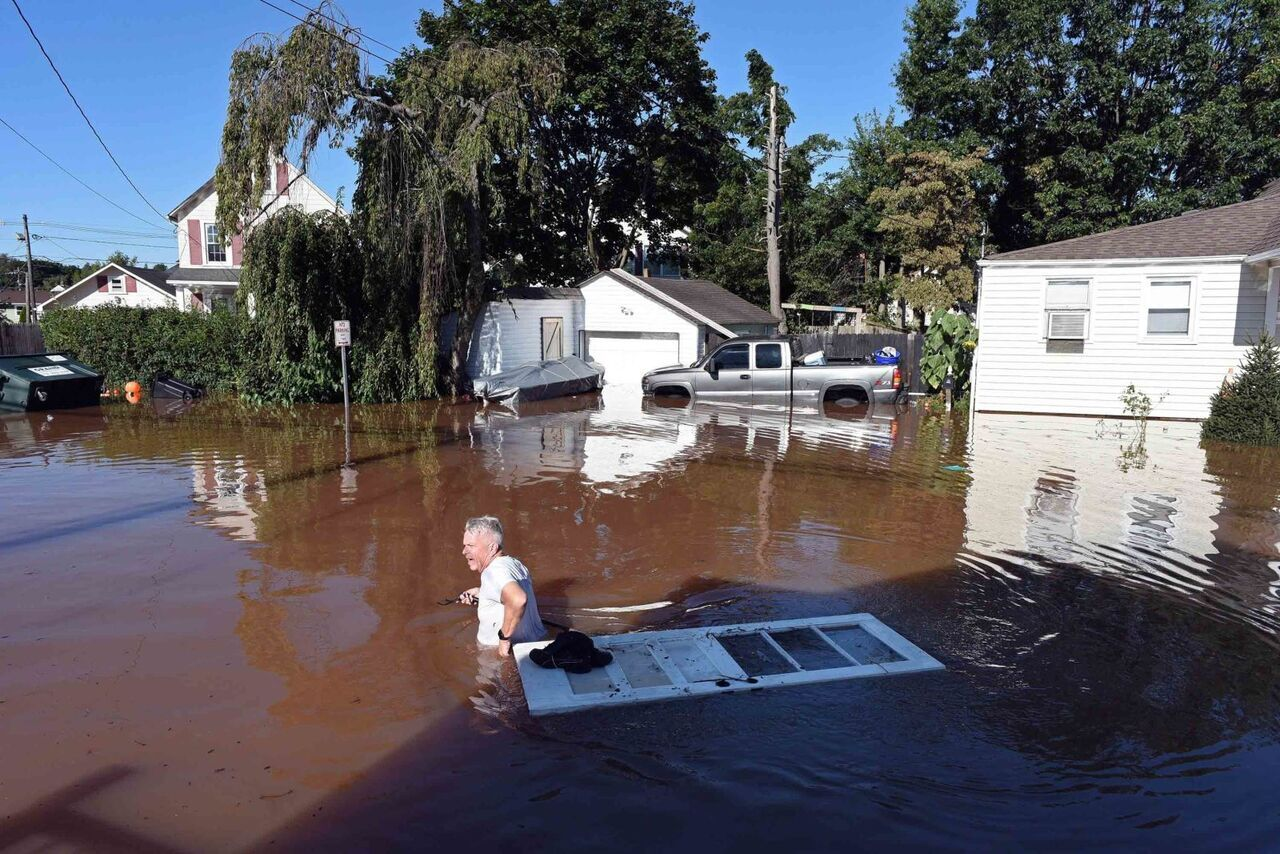 IICF Hurricane Ida Relief Effort:  Northeast