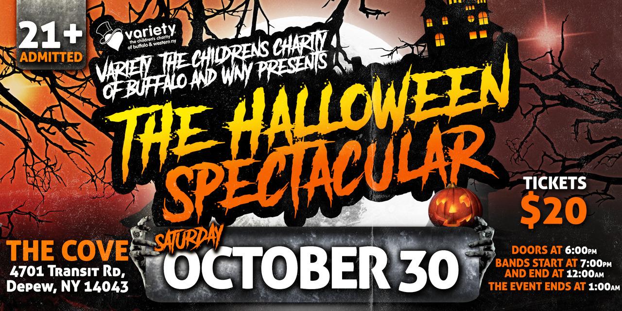 Variety's Halloween Spectacular!