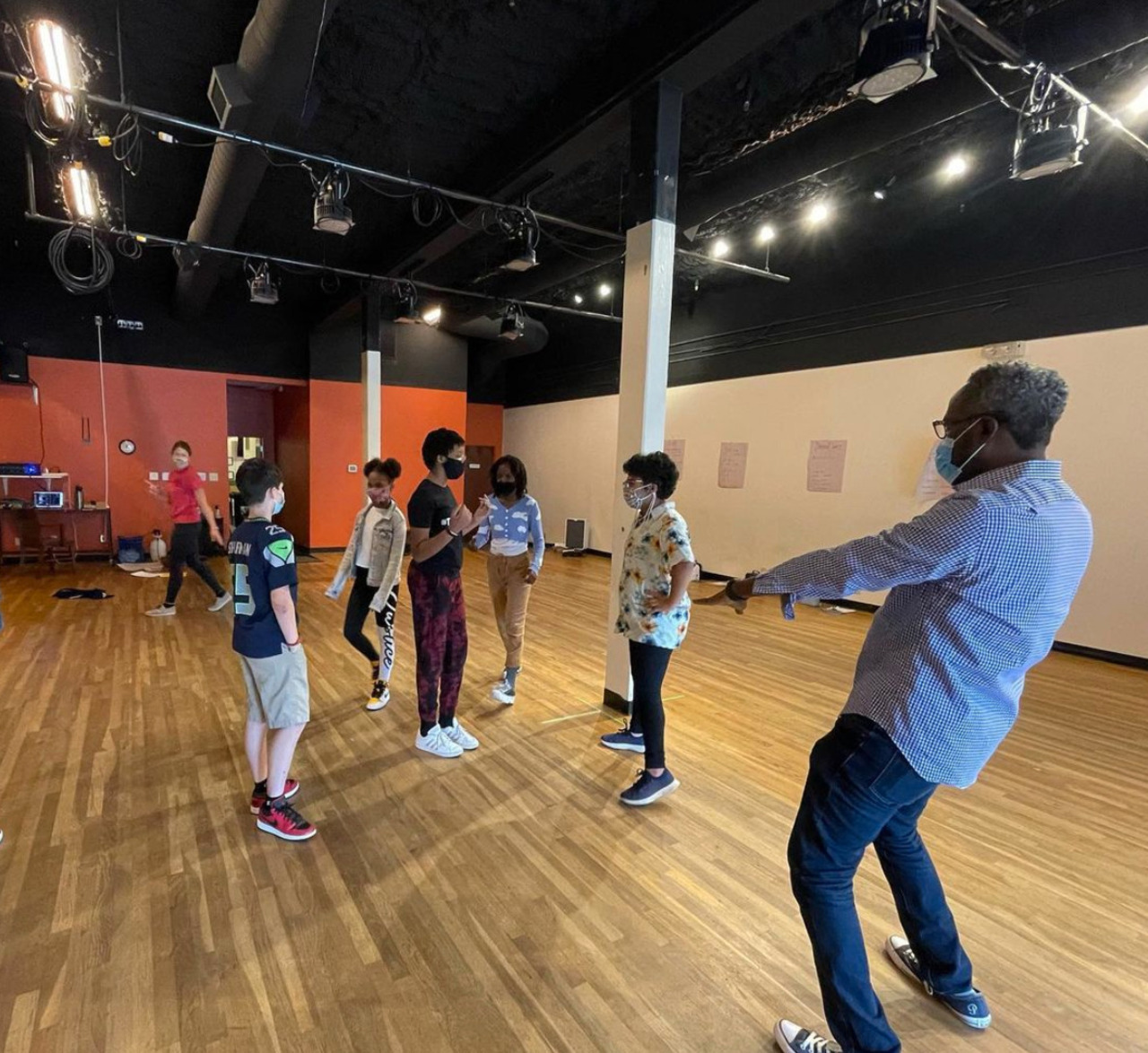 Teens Activate Thursday Class:  October 14th