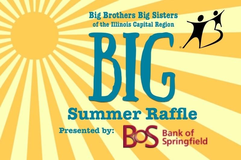 Big Brothers Big Sisters Big Summer Raffle 2016