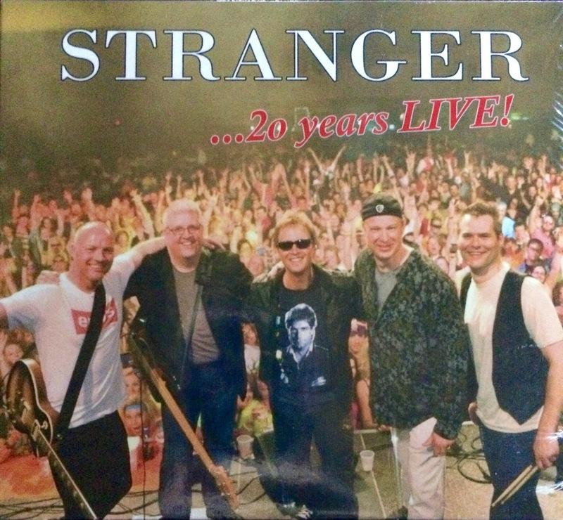 Stranger...20 years LIVE! CD