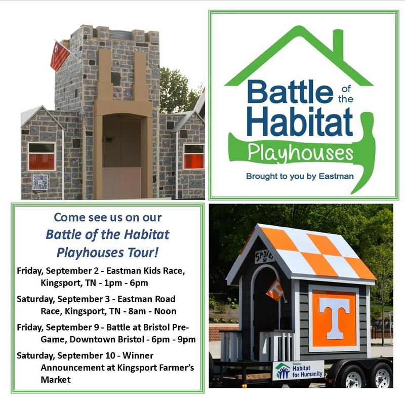 Battle of the Habitat Playhouses