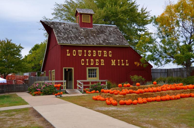 Louisburg Cider Mill Donation Drive