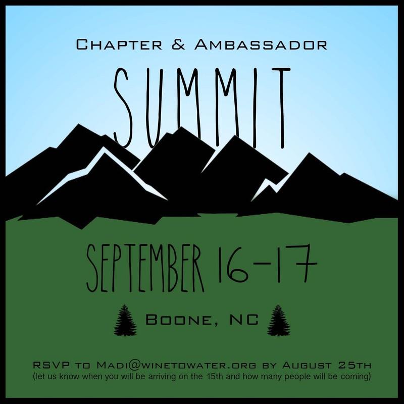 2nd Annual WTW Chapter & Ambassador Summit