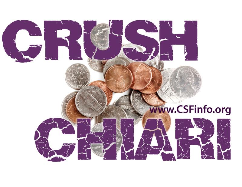 2016 Crush Chiari / Smash Syringomyelia / Squash EDS
