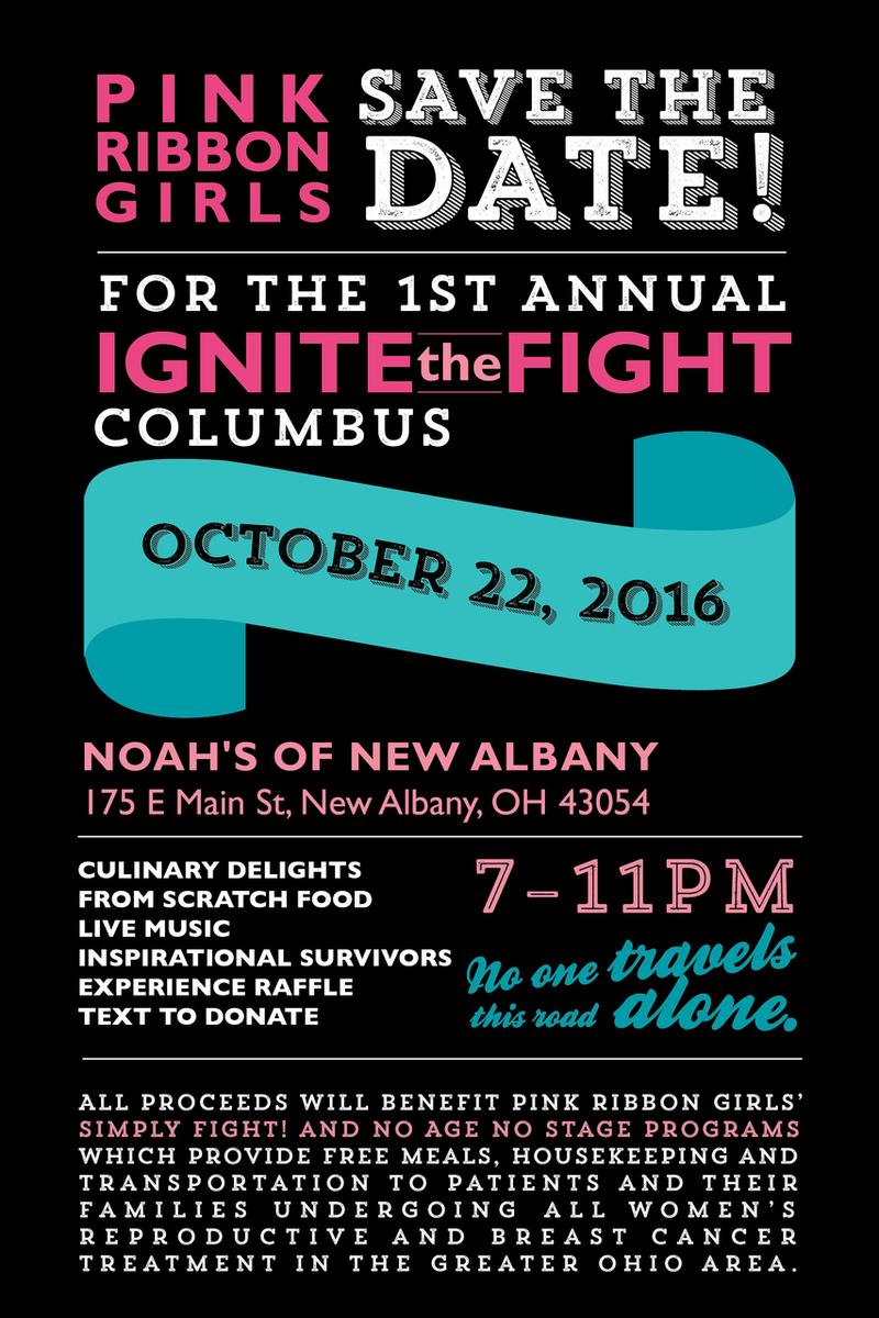 Ignite the Fight Columbus 2016