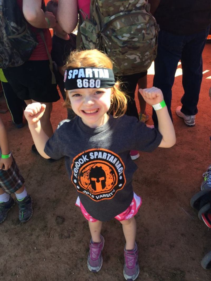 2016 Spartan World Championships: Ava's Challenge