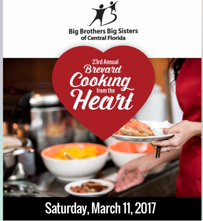 Brevard Cooking From The Heart 2017