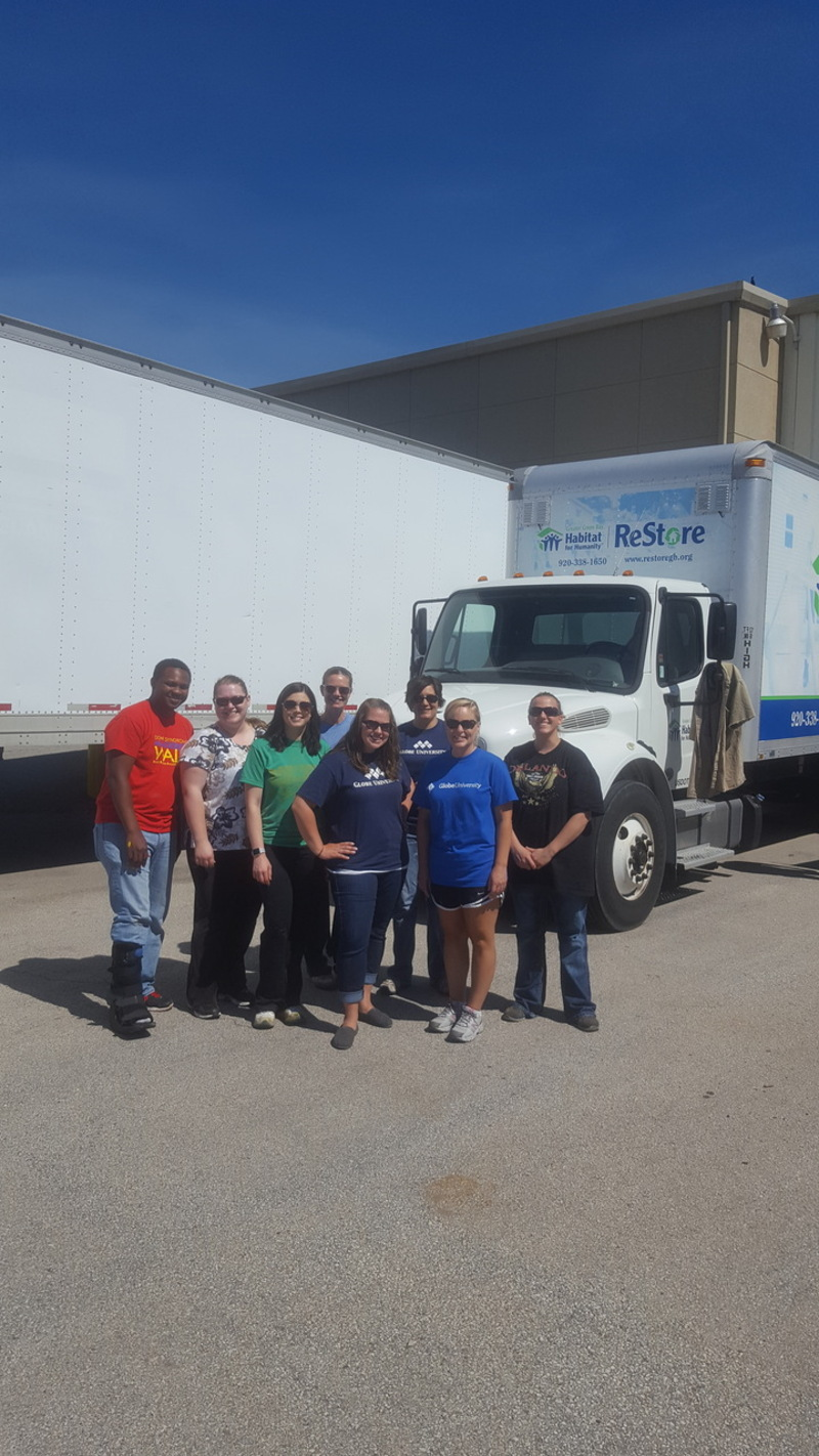 Humana-ReStore Group Volunteer Activity