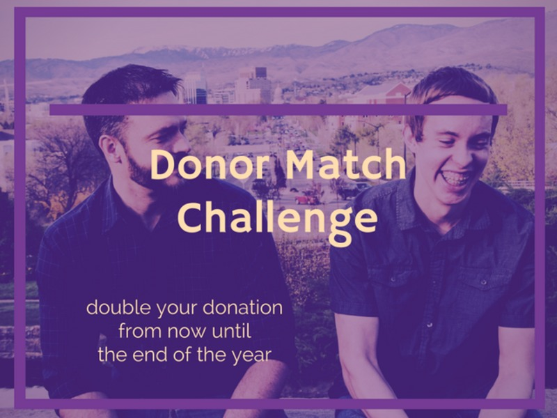 Matching Grant Donor Challenge