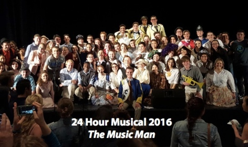 10th Annual 24 Hour Musical 2017
