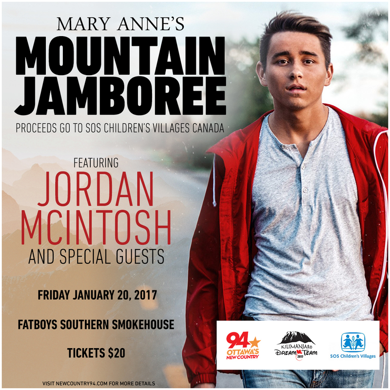 Mary Anne's Mountain Jamboree