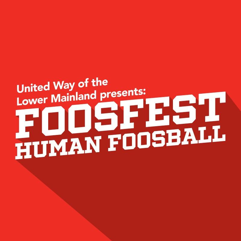 FoosFest, Human Foosball with United Way