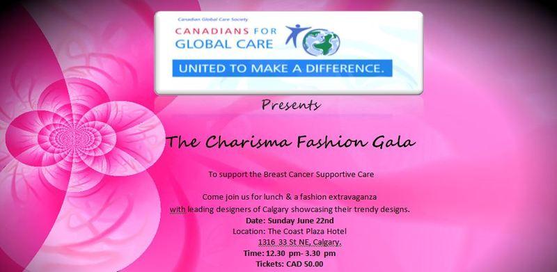 The Charisma Fashion Gala
