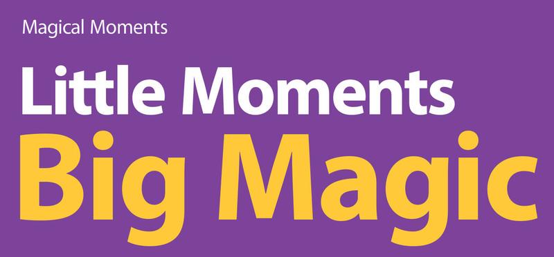 Magical Moments 2017