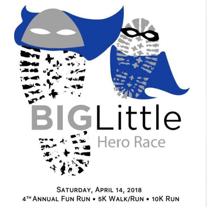 The Big Little Hero Race