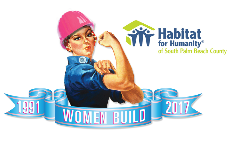 Women Build Fundraising 2017