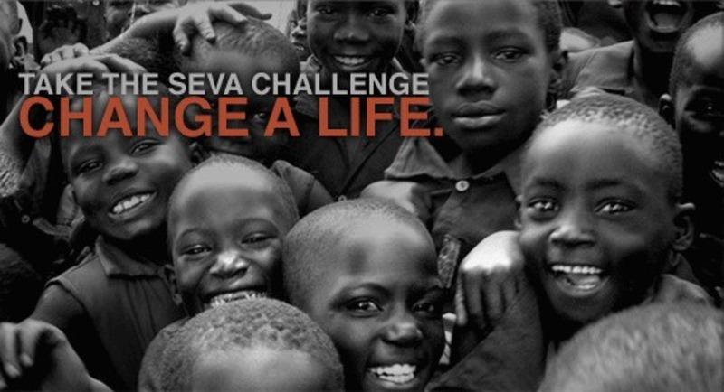 The Seva Challenge: What is Your Seva?