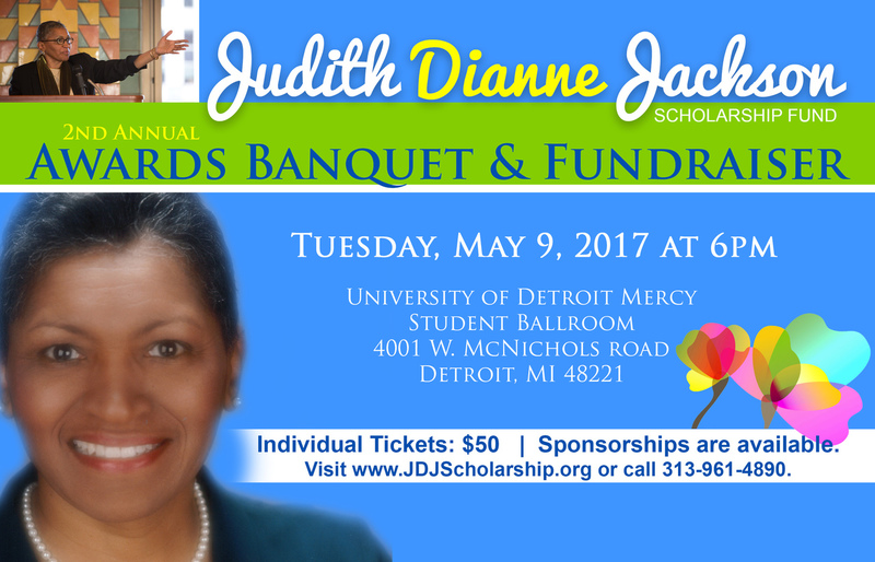 2017 JDJ Scholarship Fund Awards Banquet & Fundraiser