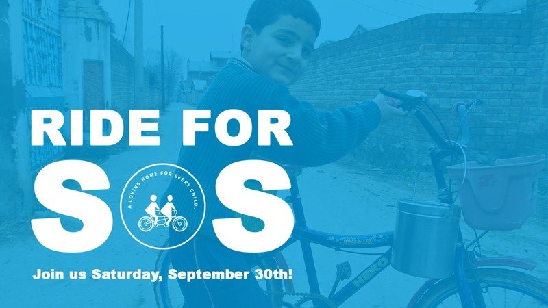 Ride for SOS - It's More Than Just A Ride