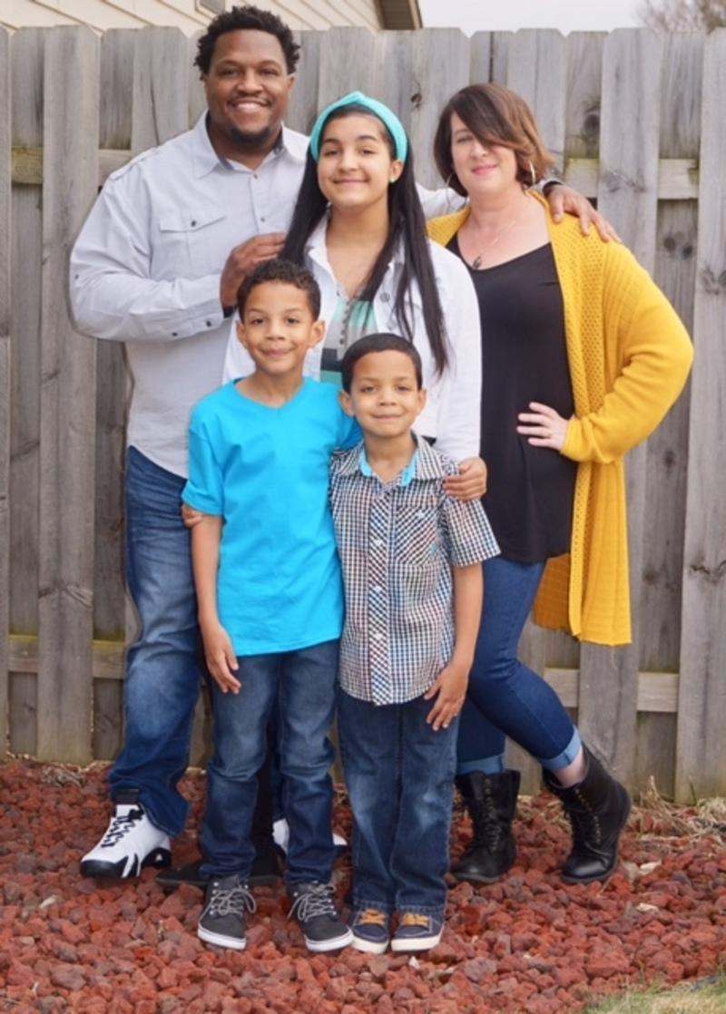 Hamer Family Build Site