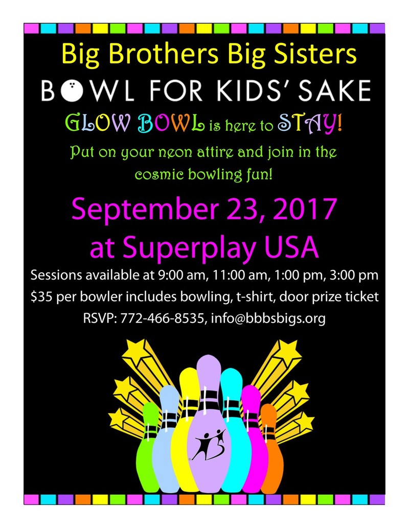 Big Brothers Big Sisters' Bowl For Kids' Sake