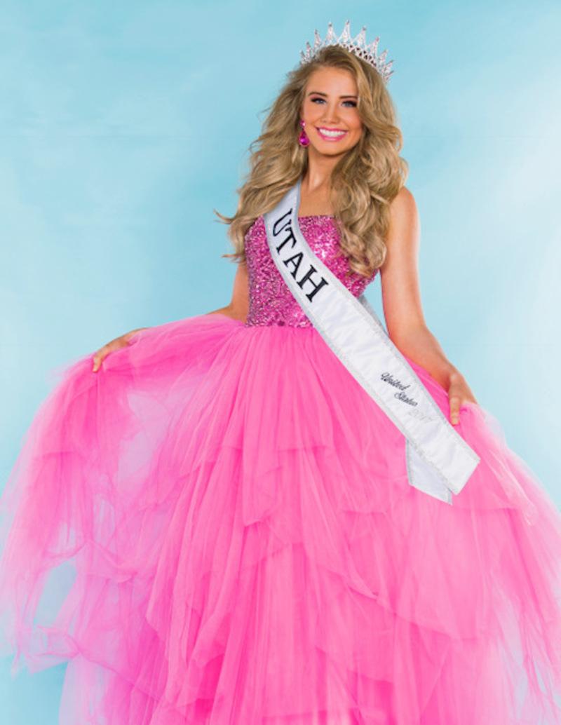 Miss Teen Utah Helps Deaf Kids Succeed!