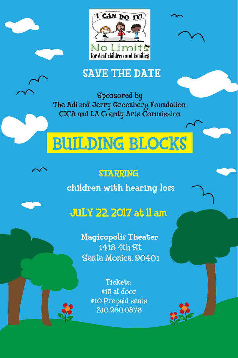 Building Blocks - LA 2017