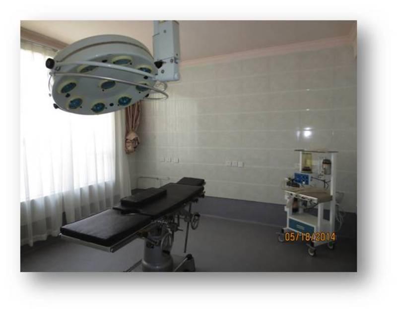 A Hospital in Lijiang China