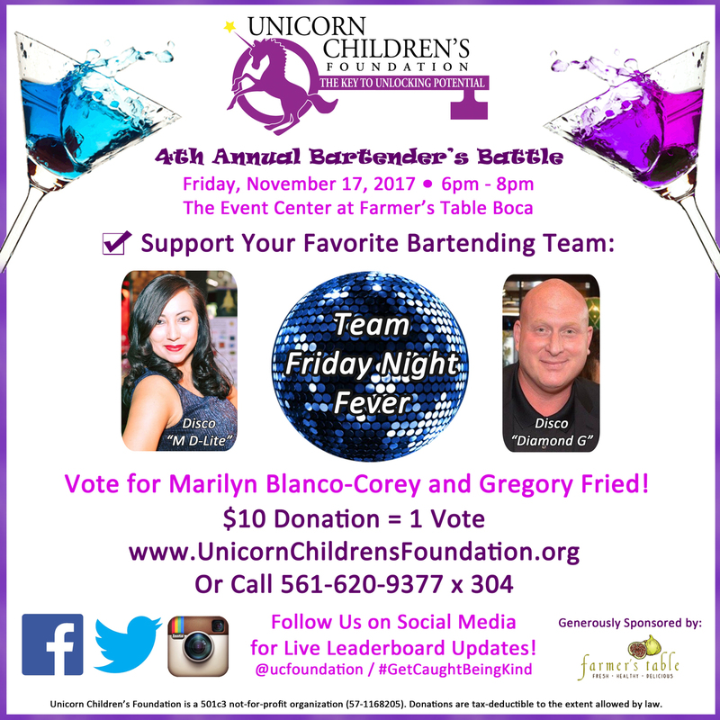 Team Marilyn and Gregory